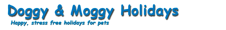 Doggy Moggy Holidays Logo