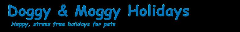 Doggy Moggy Holidays Logo