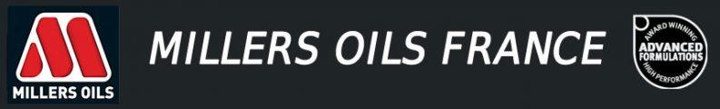 Millers Oils Logo