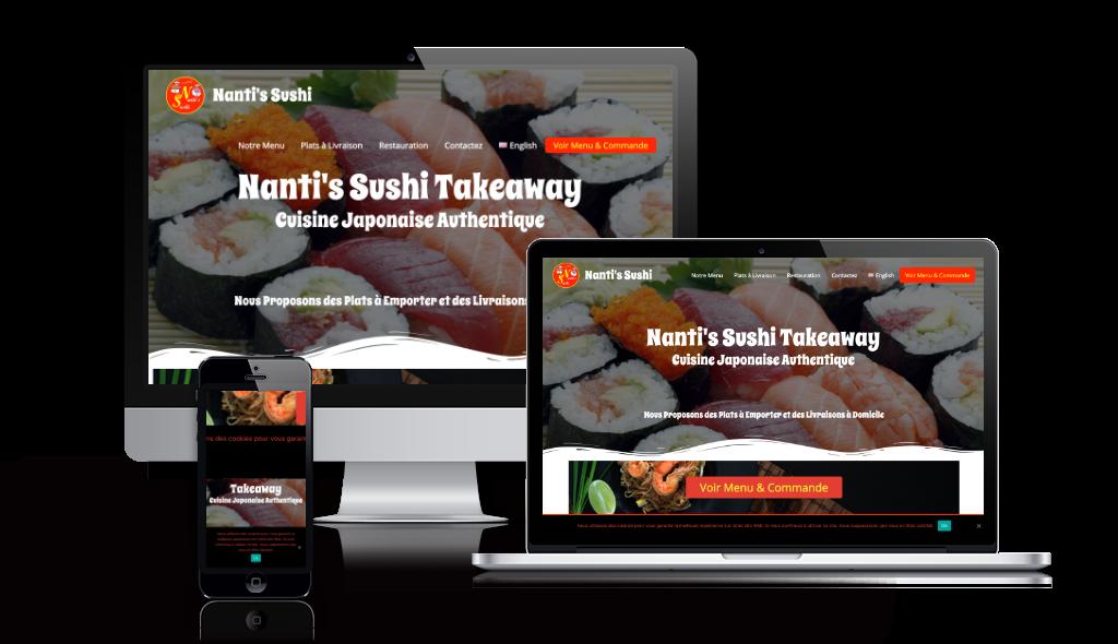 Nantis Sushi